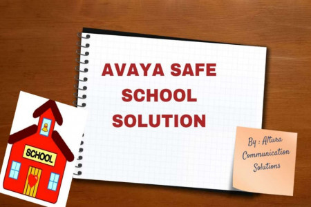Make Your School Safer Than Ever With Avaya Safe School Solution Infographic