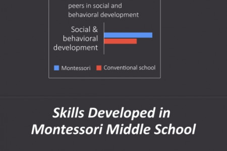 MAKING THE MOVE TO MONTESSORI MIDDLE SCHOOL  Infographic