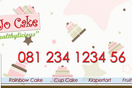 Mami Jo Cakes Facebook Cover Infographic