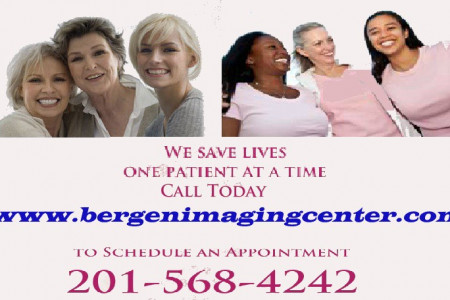 Mammography NJ Infographic