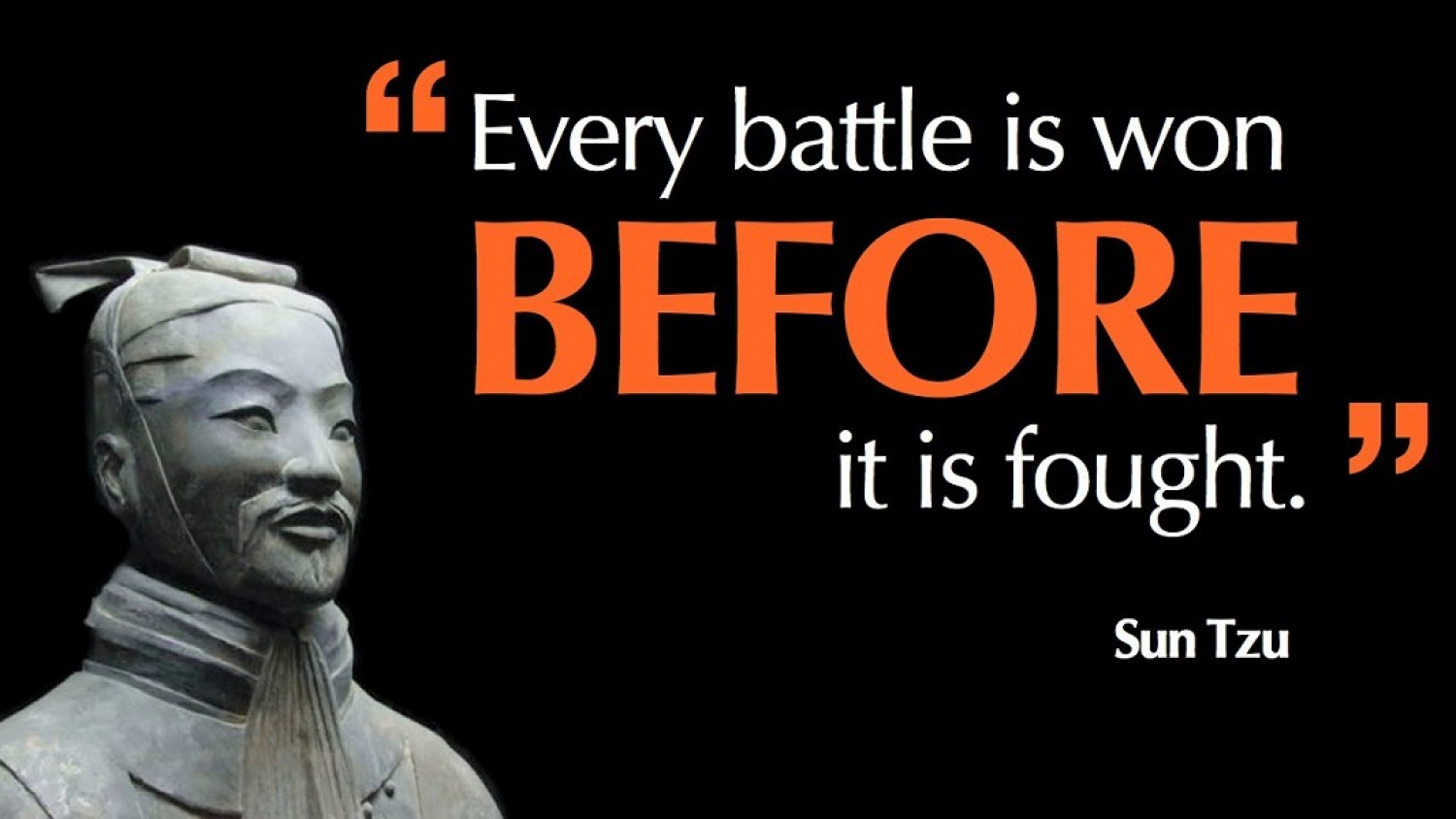 Managing Conflict | Teachings from Sun Tzu Infographic