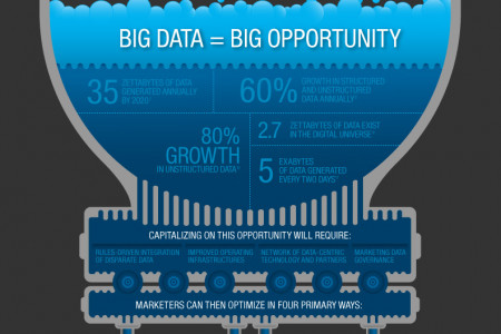 Managing the Big Flood of Big Data in Digital Marketing Infographic