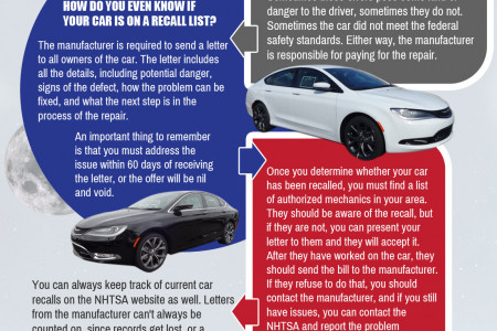 Manufacturer Recalls Made Simple  Infographic