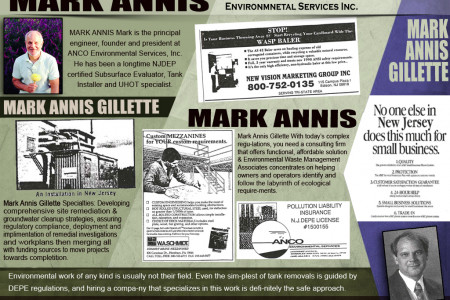 Mark Annis Infographic