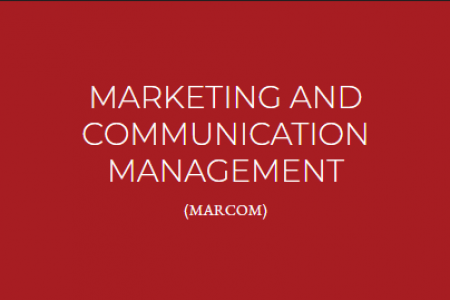 Marketing and Communication Management in Chennai Business School  Infographic