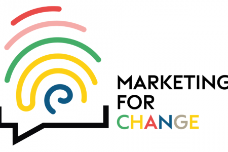 Marketing for Change with Rachel Henry Infographic