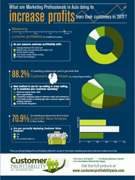 Marketing Strategies to Increase Profit in Asia Infographic