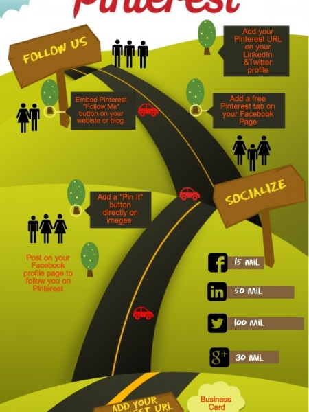Get Maximum Exposure For Your Business Account Infographic