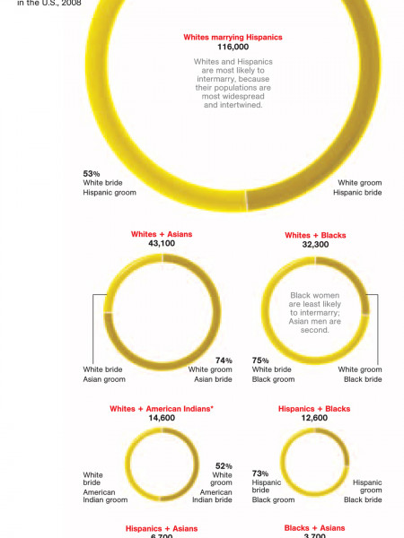 Marrying Out Infographic