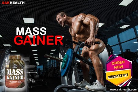 Mass gainer Chocolate Online in india | sakhealth Infographic