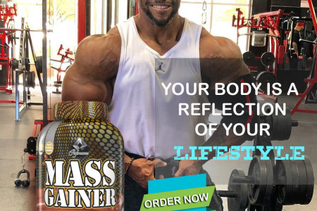 Mass gainer dietary supplement online in india | sakhealth Infographic