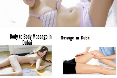 Massage Dubai - Get The Best Girls and Massage Therapies. Infographic