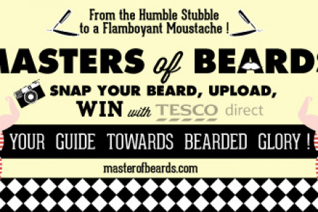 Masters of Beards Infographic