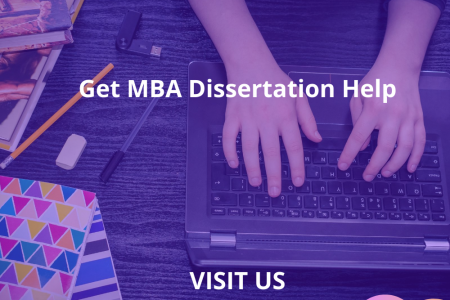 MBA Dissertation Help Services Infographic