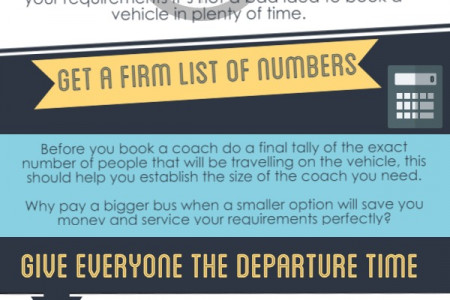 MEASURES YOU SHOULD TAKE TO MAKE YOUR COACH TRIP A SUCCESS Infographic