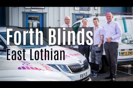 Meet Forth Blinds! Blind Company in East Lothian Infographic