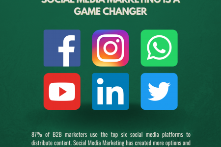 Meet the Game changer SMM Infographic