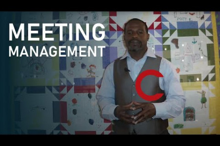 Meeting Management Infographic