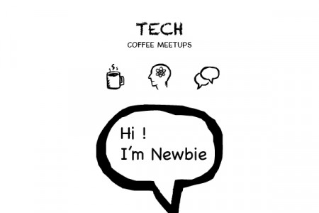 Meetup Groups You Must Join If You Are Tech Beginner Infographic