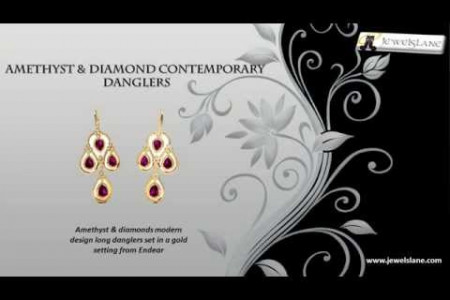 Mesmerizing Color Stone Earrings Collection Infographic