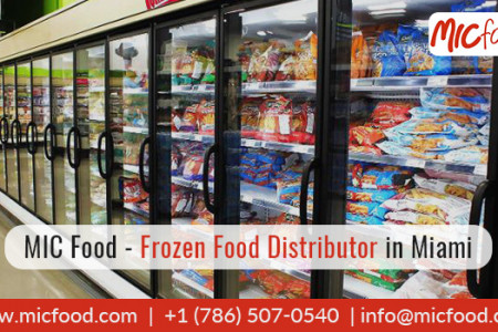 MIC Foodservice is the Best Frozen Food Distributor and Beer Food Provider Infographic
