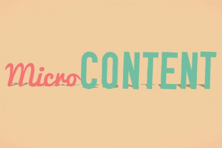 Micro-Content Is... Infographic