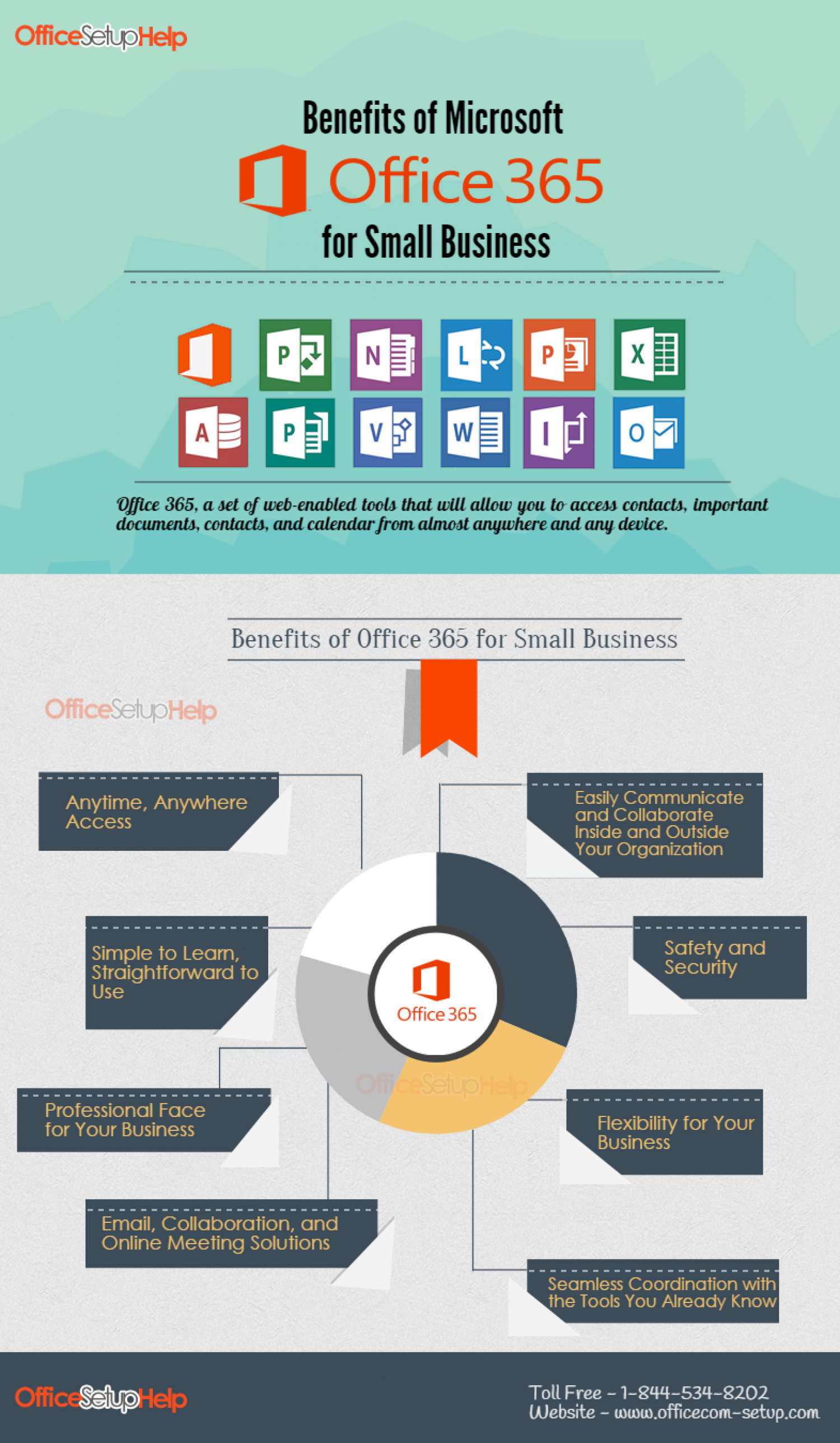 Infographics microsoft office