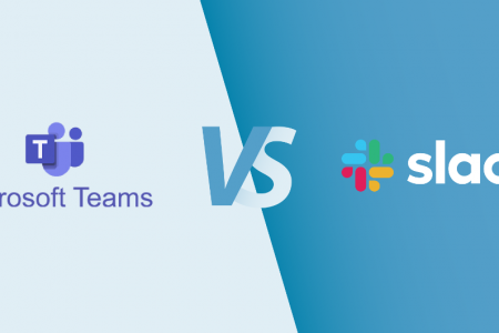 Microsoft Teams vs. Slack — Which is Best For Your Team? Infographic
