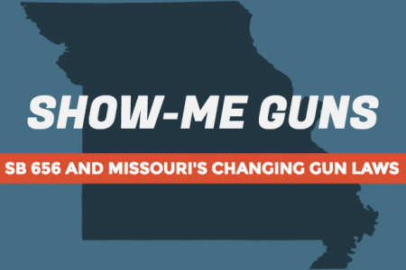 Missouri Concealed Carry Law & Stand Your Ground Infographic