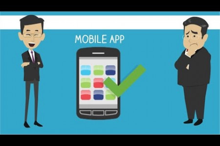 Mobile App vs. Mobile Website - What to Choose for Your Business? Infographic