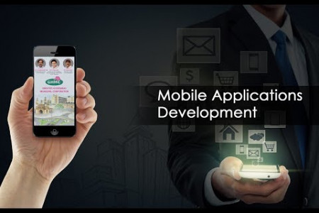 Mobile Applications Development Company Infographic