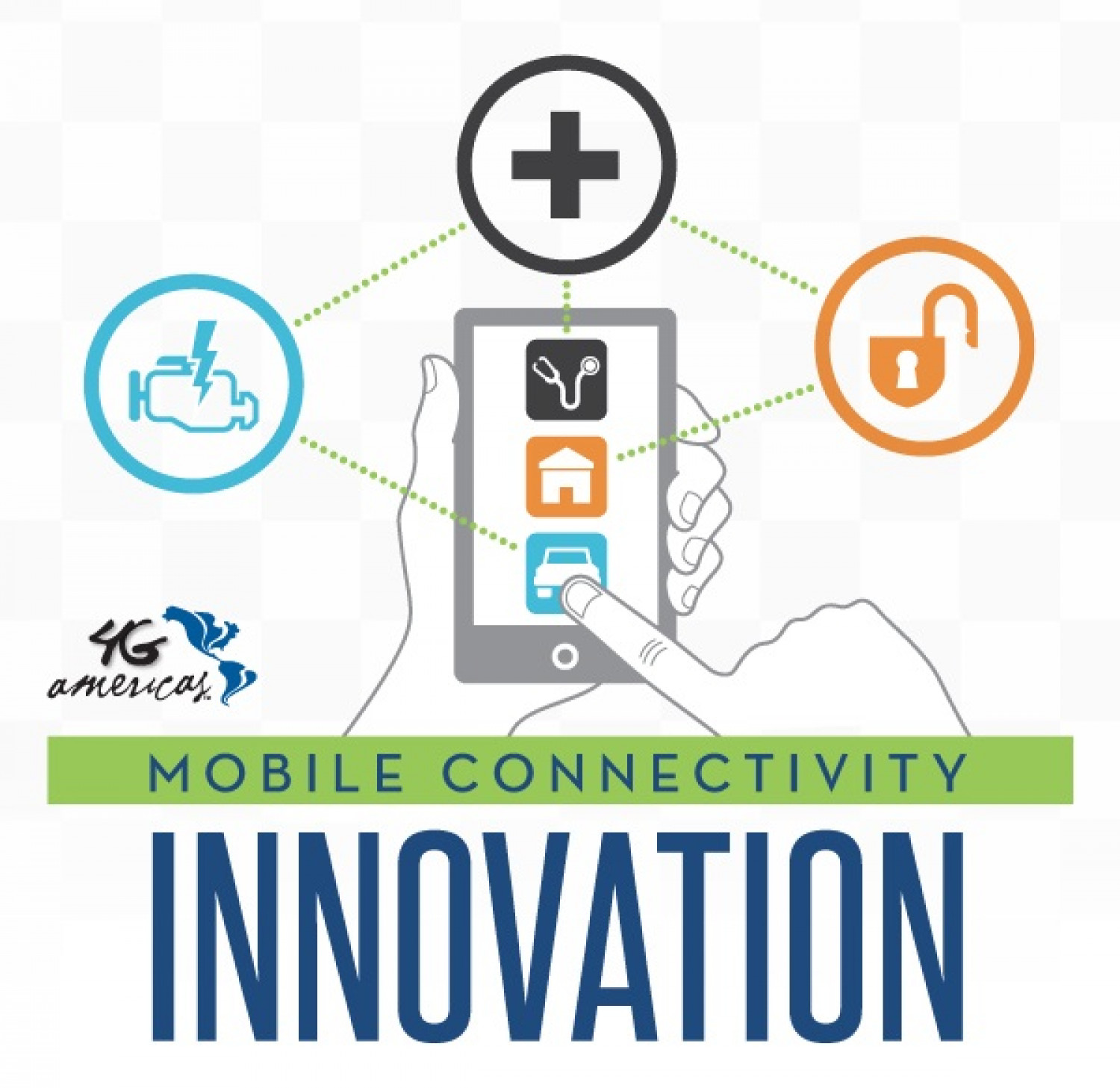 Mobile Connectivity: Innovation Infographic