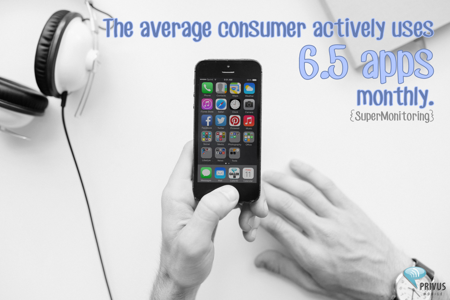 Mobile Fact #4 Infographic