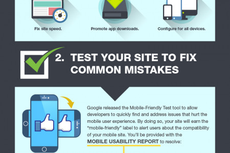 Mobile SEO Checklist – #Infographic Infographic