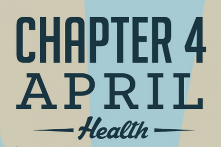 Money Saving Manual: April - Health Infographic