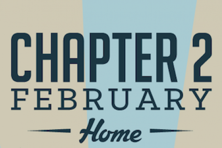 Money Saving Manual: February - Home Infographic