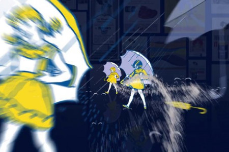 Morton Salt Girl's 100th Birthday Infographic