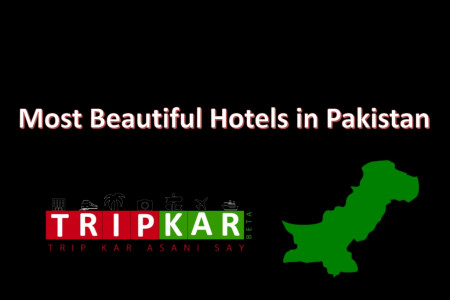Most Beautiful Hotels in Pakistan Infographic