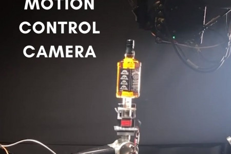 Motion Control Camera Infographic