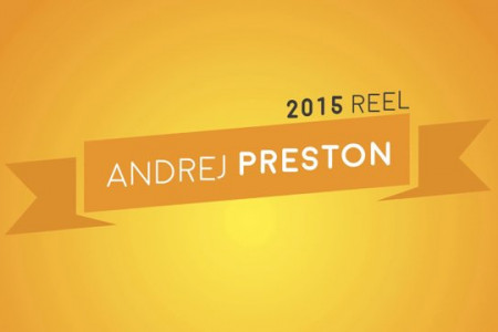 Motion Graphics Flat Design Reel 2015 Infographic
