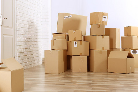 Moving Services in Austin for Homes and Offices Infographic