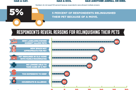 moving with pets Infographic