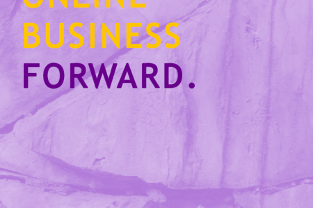 Moving Your Online Business Forward Infographic