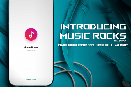 Music Player - MP3 Player, Audio Player Free Music Infographic