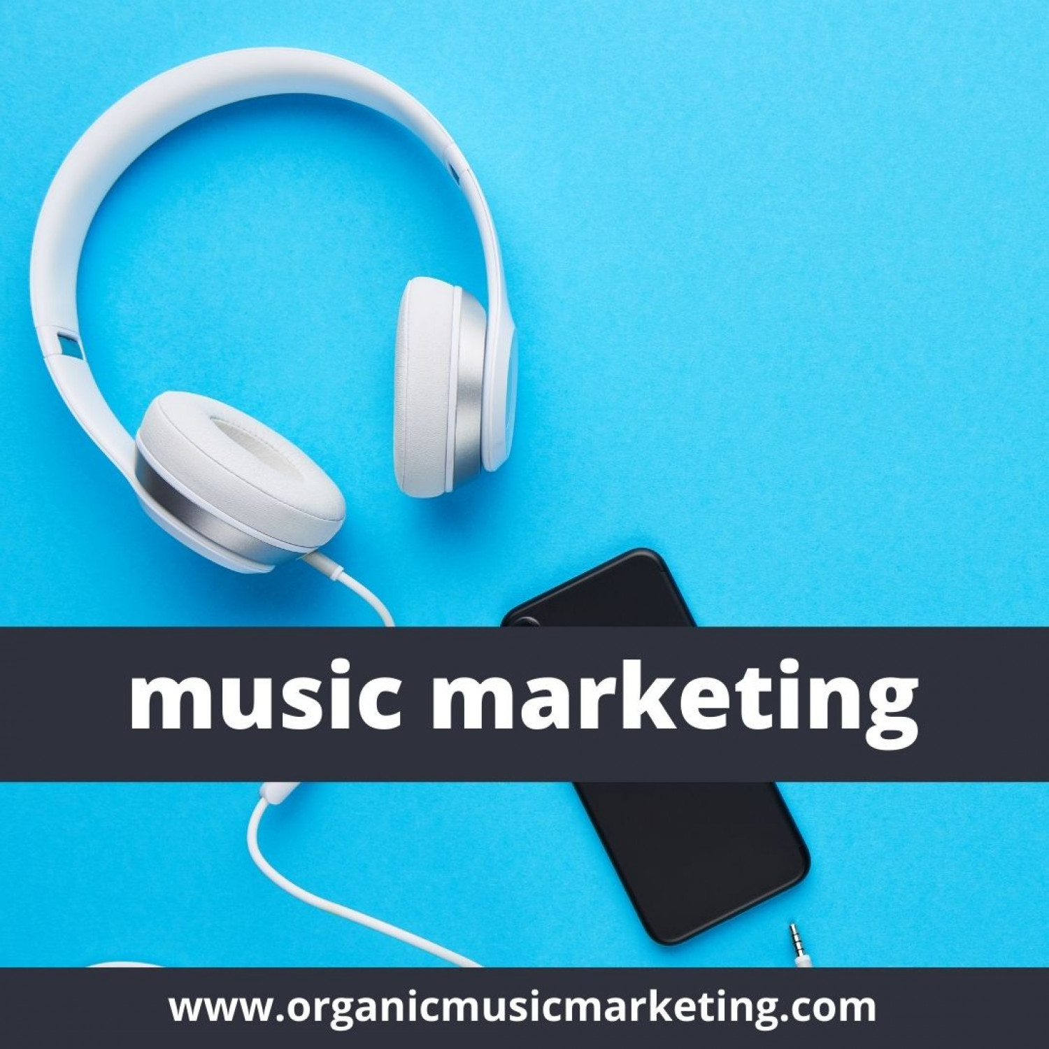 Music Promotion Online - 8 Essential Tips to Viral Internet Music Promotion Infographic