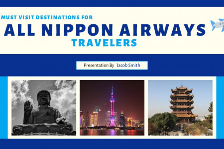 Must Destinations For ALL NIPPON AIRWAYS Travelers Infographic