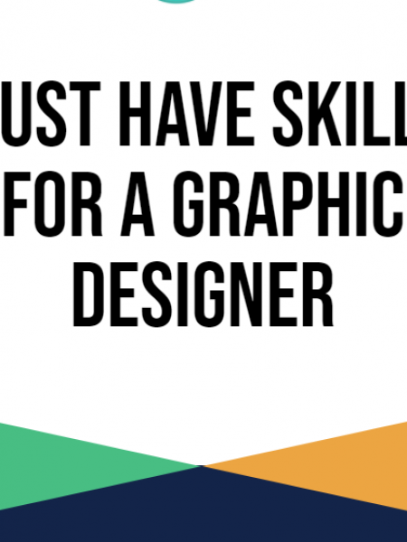 Must Have Skills for Graphic Designer Infographic