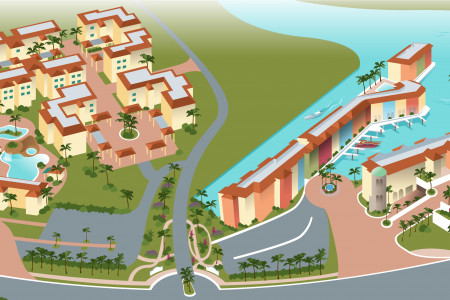 Naples Bay Resort Infographic