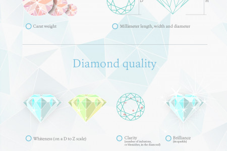 Narrowing Down the Options When Buying an Engagement  Ring Infographic