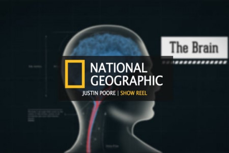 National Geographic Show Reel Infographic